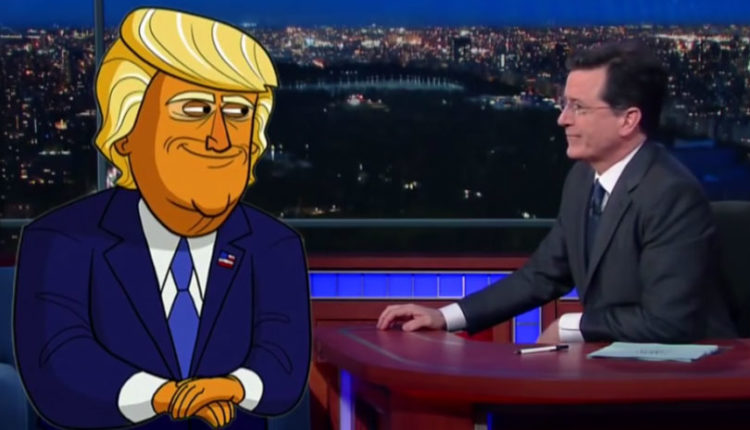 An Animated Series Inspired by Donald Trump To Grace the Small Screen Soon