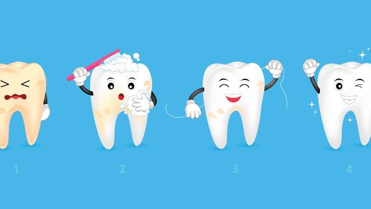 Best tips to maintain healthy gums and teeth